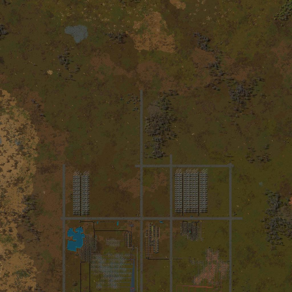 Nilaus Final Factory - FactorioMaps